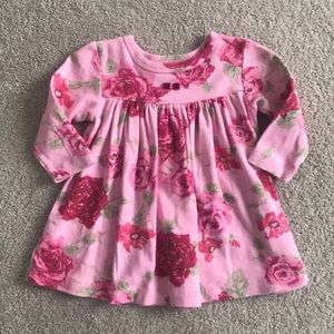 Baby Lulu Floral Dress (size 12m)